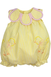 Sophie & Lucas Pocket Peep Petal-Bubble - Front cropped
