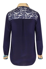Sophie Cameron Davies Classic Silk Shirt - Side cropped