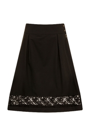 Sophie Cameron Davies Cotton A-Line Skirt - Front full body