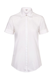 Sophie Cameron Davies Cotton Classic Shirt - Front full body