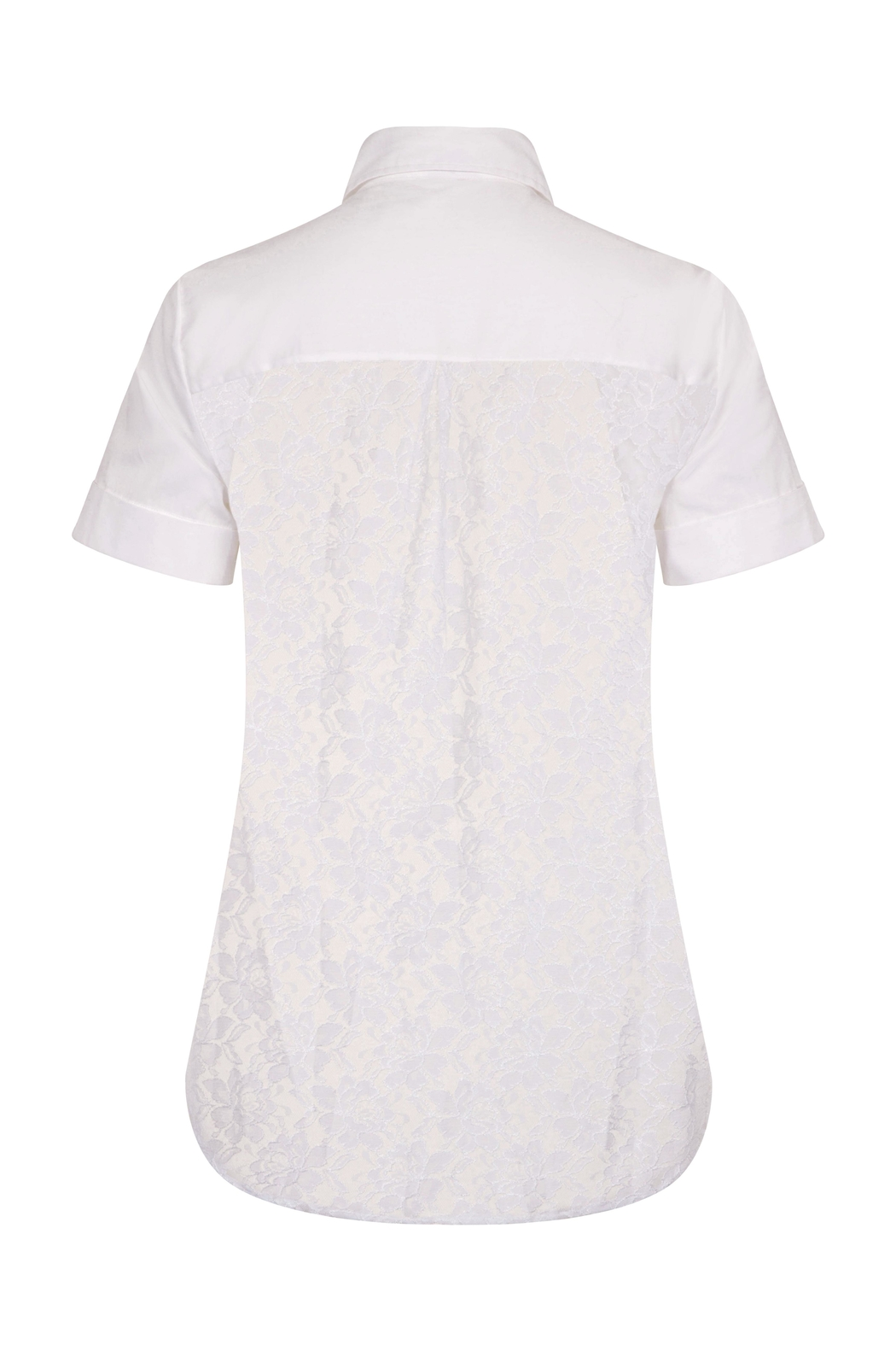 Sophie Cameron Davies Cotton Classic Shirt - Side Cropped Image