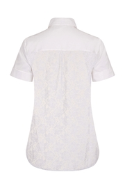 Sophie Cameron Davies Cotton Classic Shirt - Side cropped