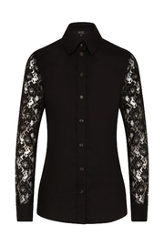 Sophie Cameron Davies Cotton Shirt - Front full body