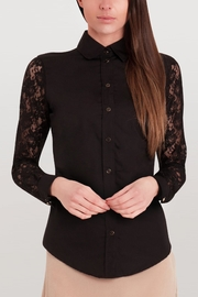 Sophie Cameron Davies Cotton Shirt - Front cropped