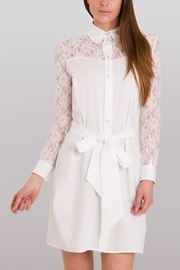 Sophie Cameron Davies Cotton Shirt Dress - Product Mini Image