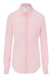 Sophie Cameron Davies Fitted Silk Shirt - Side cropped