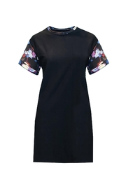 Sophie Cameron Davies Floral T-Shirt Dress - Front full body