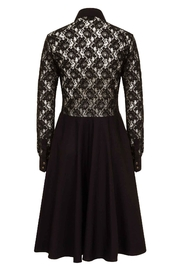 Sophie Cameron Davies Lace Midi Dress - Side cropped