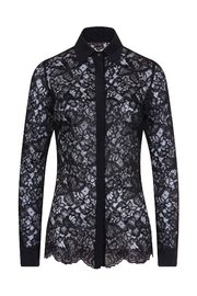 Sophie Cameron Davies Lace Shirt - Product Mini Image