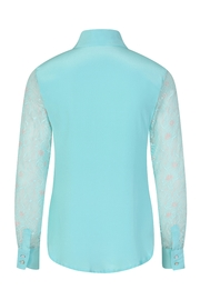 Sophie Cameron Davies Lace Silk Shirt - Other