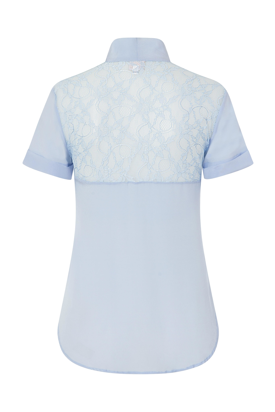 Sophie Cameron Davies Silk Bow Blouse - Side Cropped Image