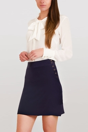 Sophie Cameron Davies Silk Mini Skirt - Product Mini Image