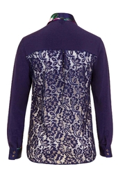 Sophie Cameron Davies Silk Shirt - Side cropped
