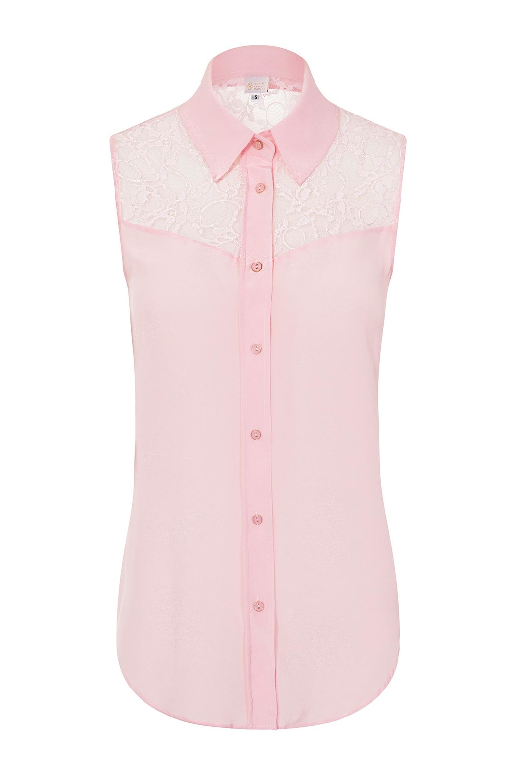 Sophie Cameron Davies Silk Top - Front Full Image