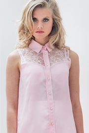 Sophie Cameron Davies Silk Top - Product Mini Image