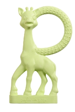 Shoptiques Product: Green Giraffe Teether