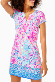 Lilly Pulitzer Sophiletta Dress  UPF 50+ - Front cropped