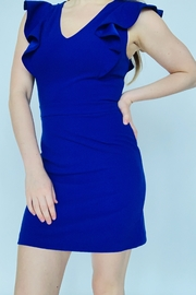 entro  Sophisticated Sass Dress - Front full body