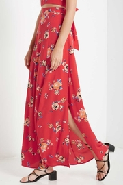 Soprano High-Waisted Maxi Skirt - Side cropped