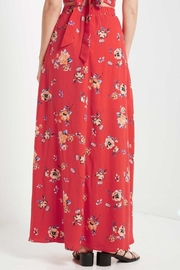 Soprano High-Waisted Maxi Skirt - Front full body