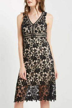 Shoptiques Product: Lace Overlay Dress