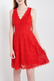Soprano Lady In Red-Lace - Front cropped
