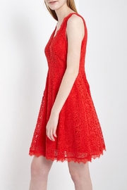 Soprano Lady In Red-Lace - Side cropped