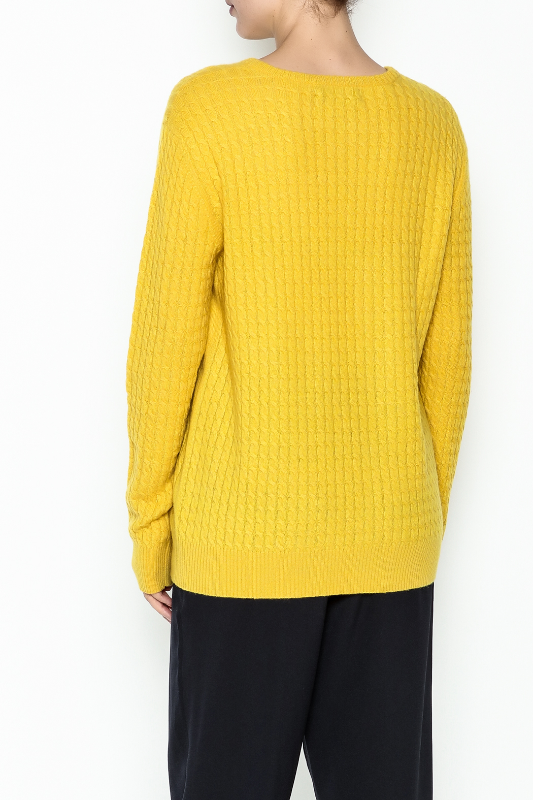 SOR Cable Knit Cashmere Sweater from Manhattan by Ekavi Boutique ...