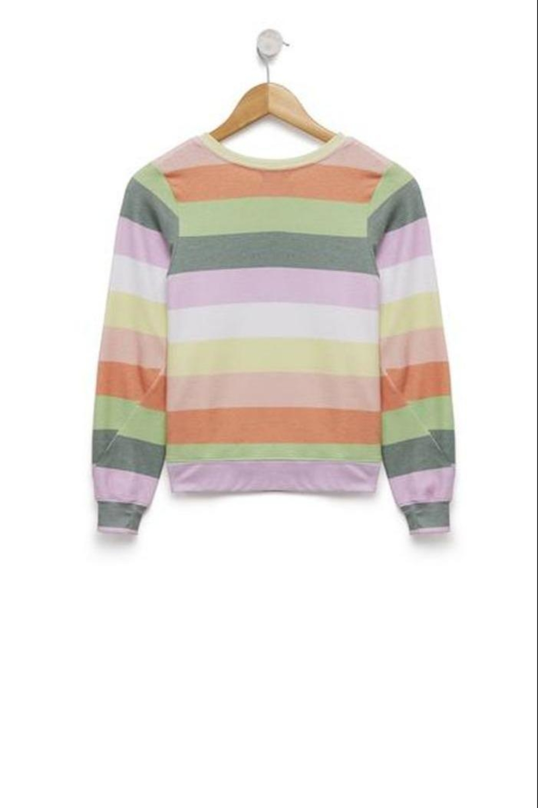 Wildfox Kids Sorbet Stripes Sweatshirt - Main Image