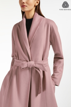Max Mara Sorbona Wool Coat - Alternate List Image