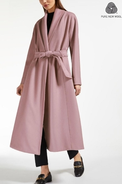 Max Mara Sorbona Wool Coat - Product List Image