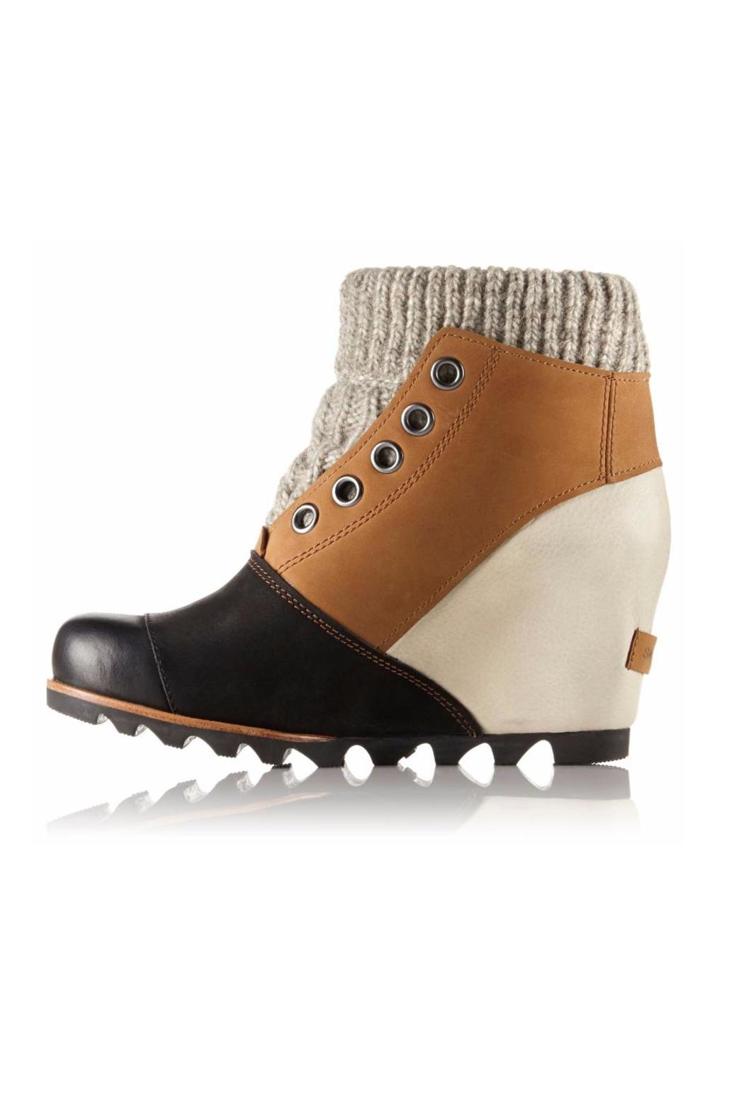 b7857fb88db Sorel Joanie Sweater Boot from Edmonton by Modern Sole — Shoptiques