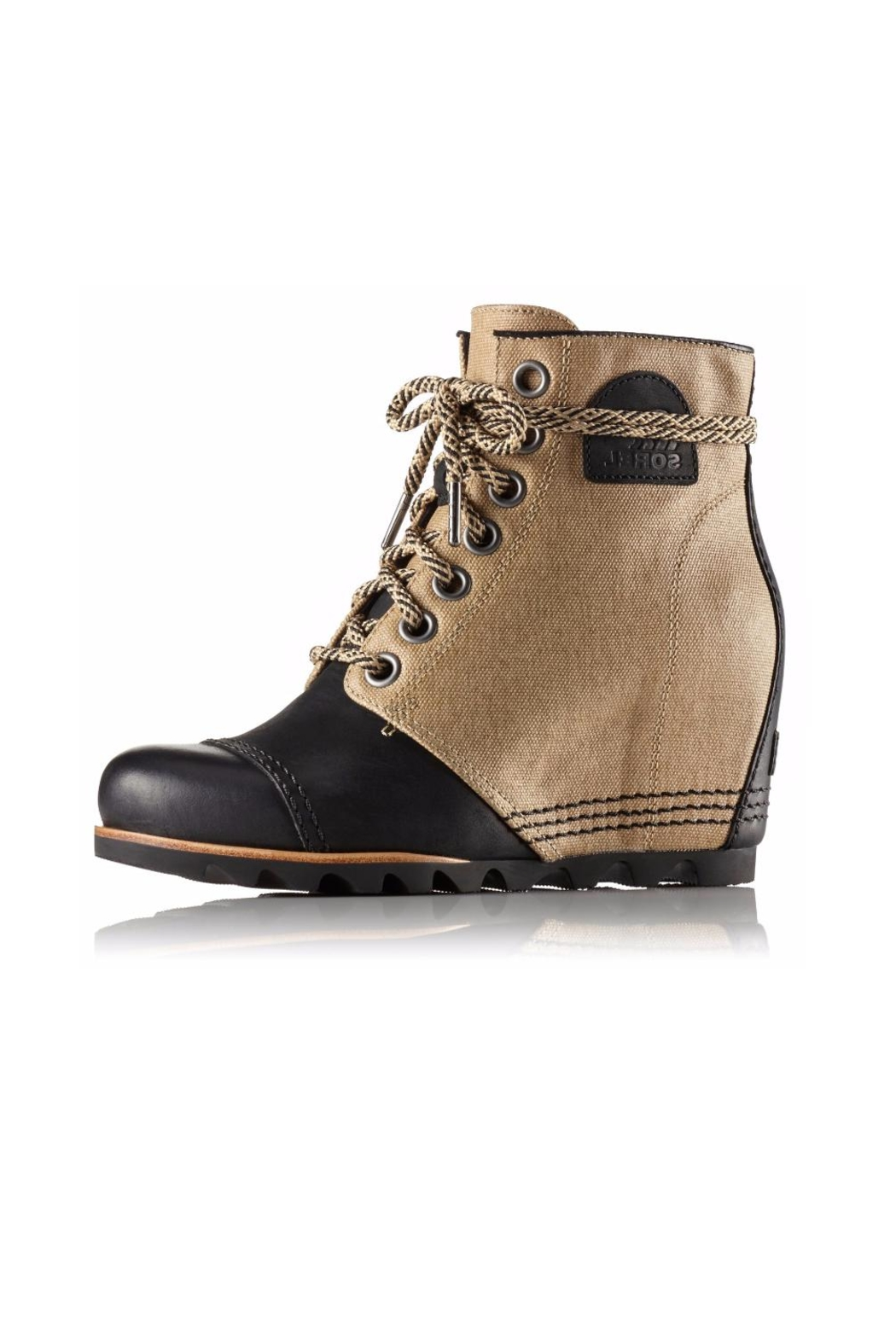 Pdx Wedge Boot