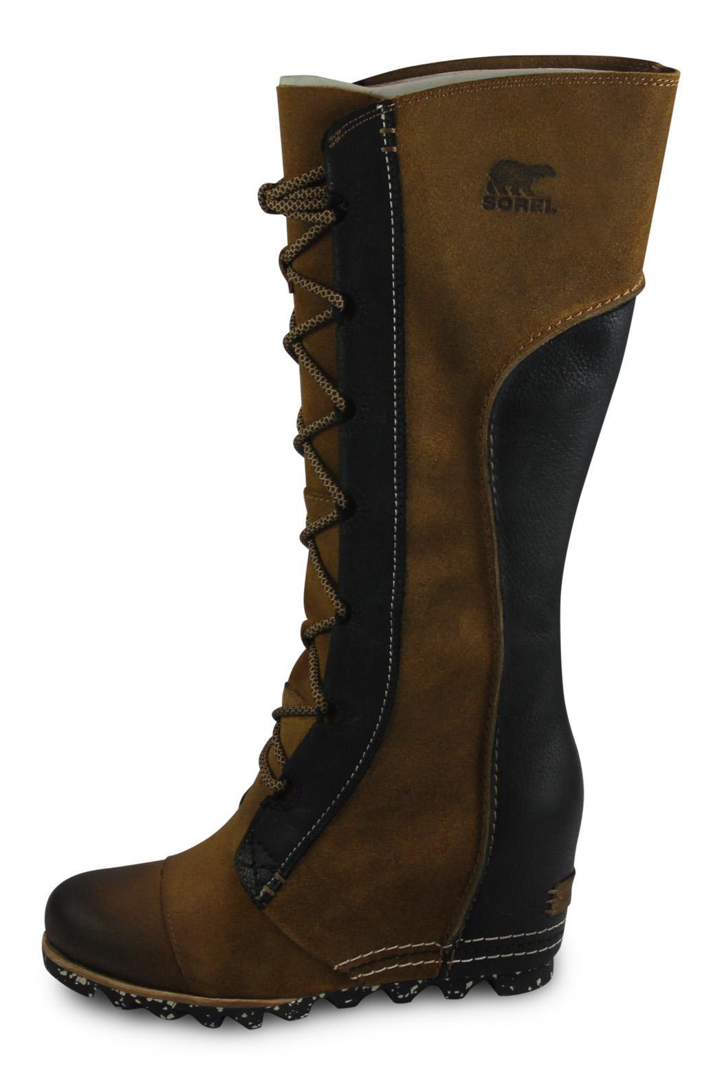 Sorel Tall Wedge Boot - Front Cropped Image