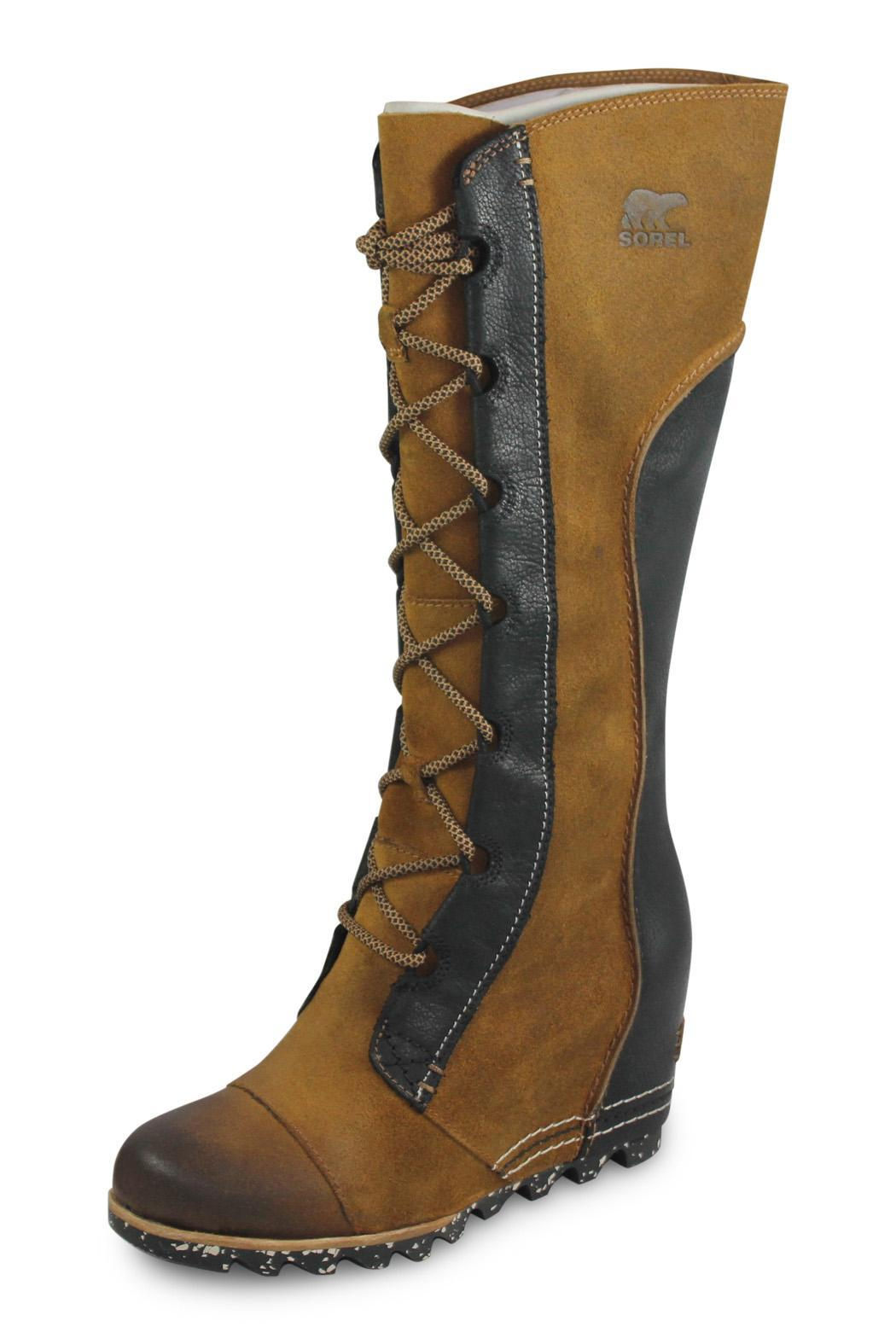 Sorel Tall Wedge Boot - Front Full Image
