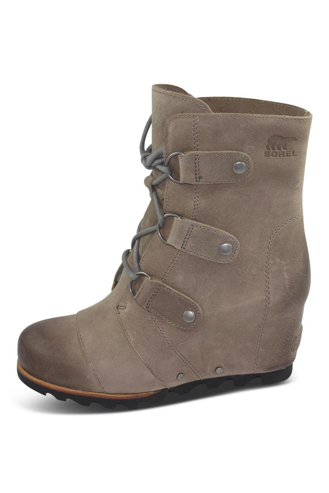 sorel wedge winter boot from columbia by big boot