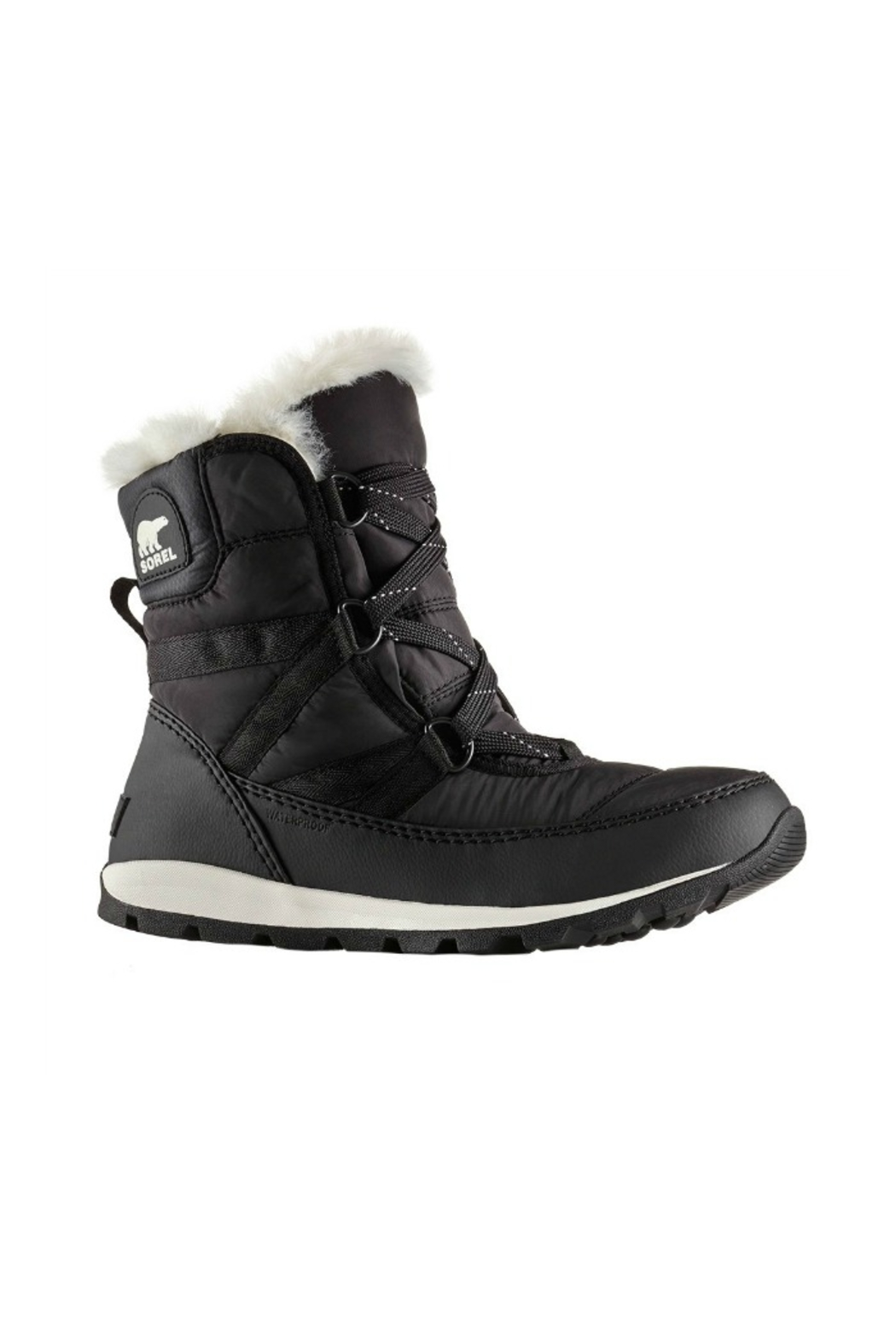 Sorel Whitney Short Lace Boot - Main Image