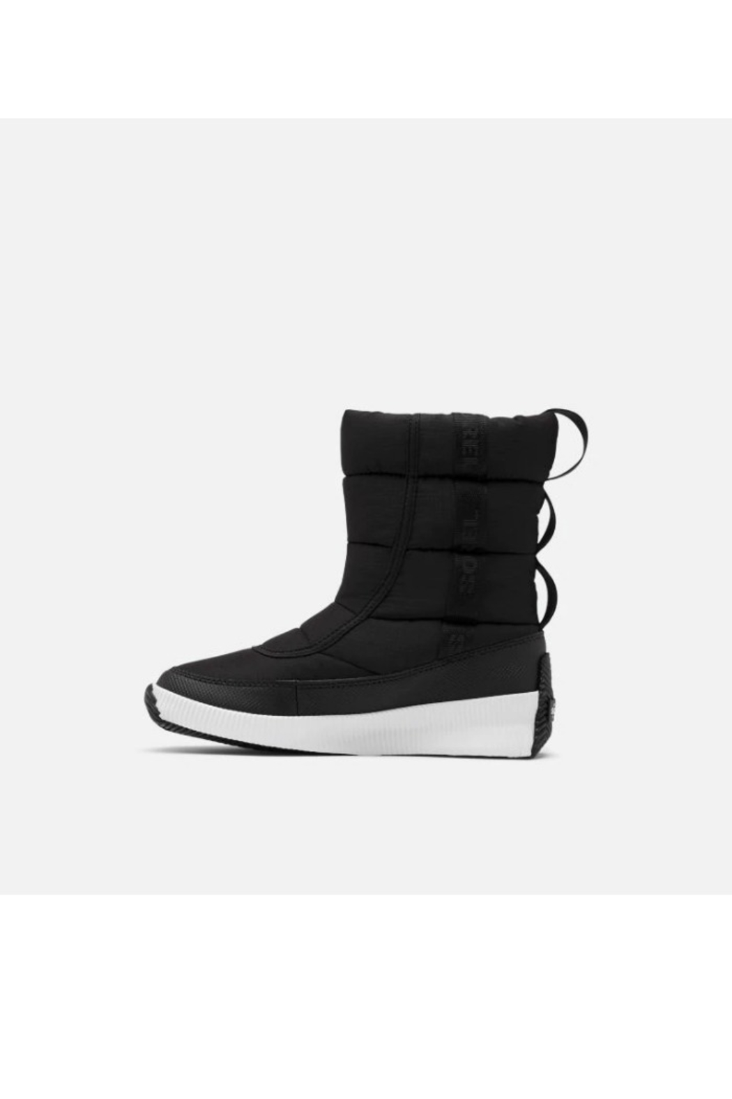 Sorel Women's Out N About Puffy Mid Boot - Back Cropped Image