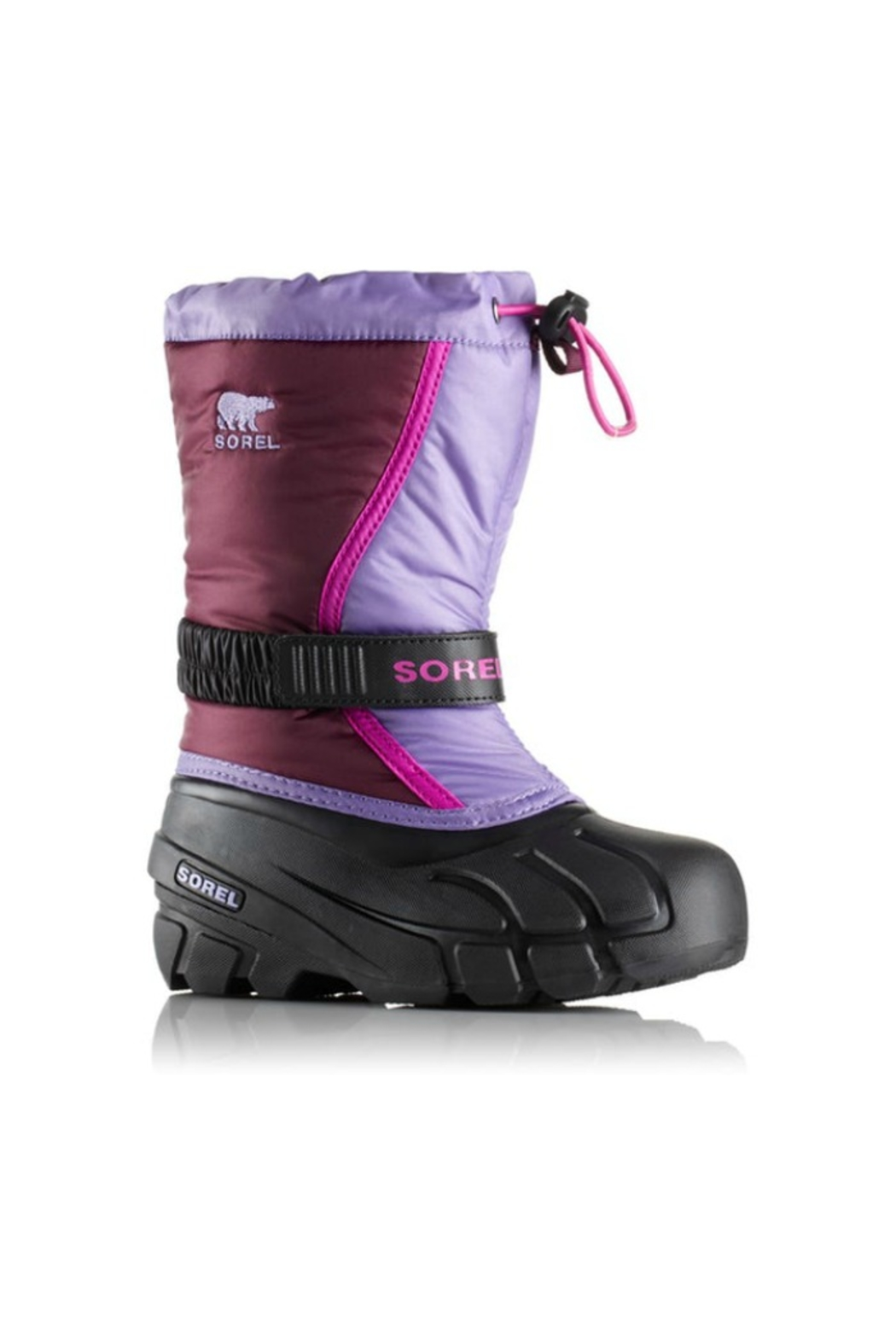 Sorel Youth Flurry Boot - Front Cropped Image