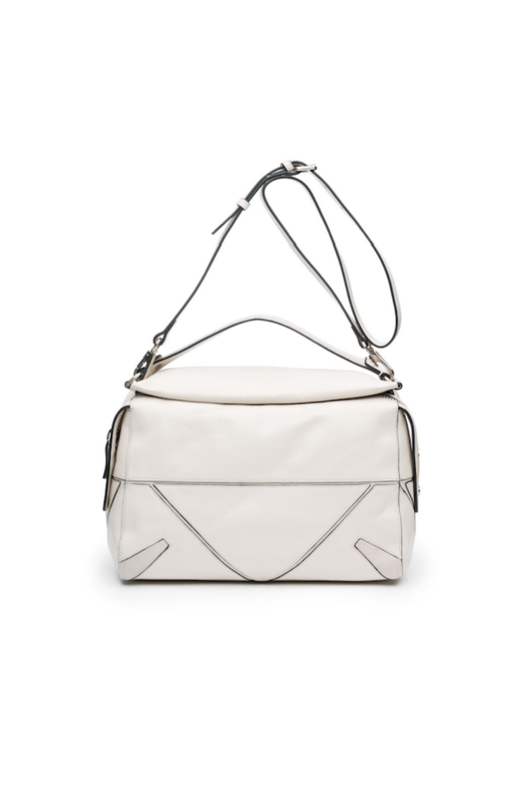 Sorial Candace Small Satchel - Front Cropped Image