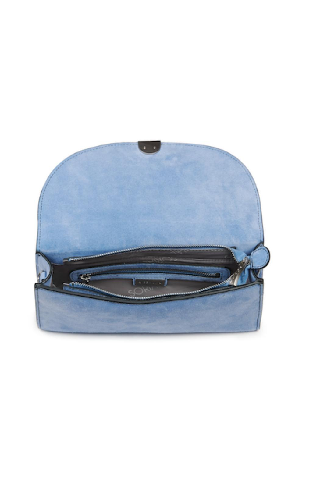 Sorial Janet Saddle Crossbody - Front Full Image