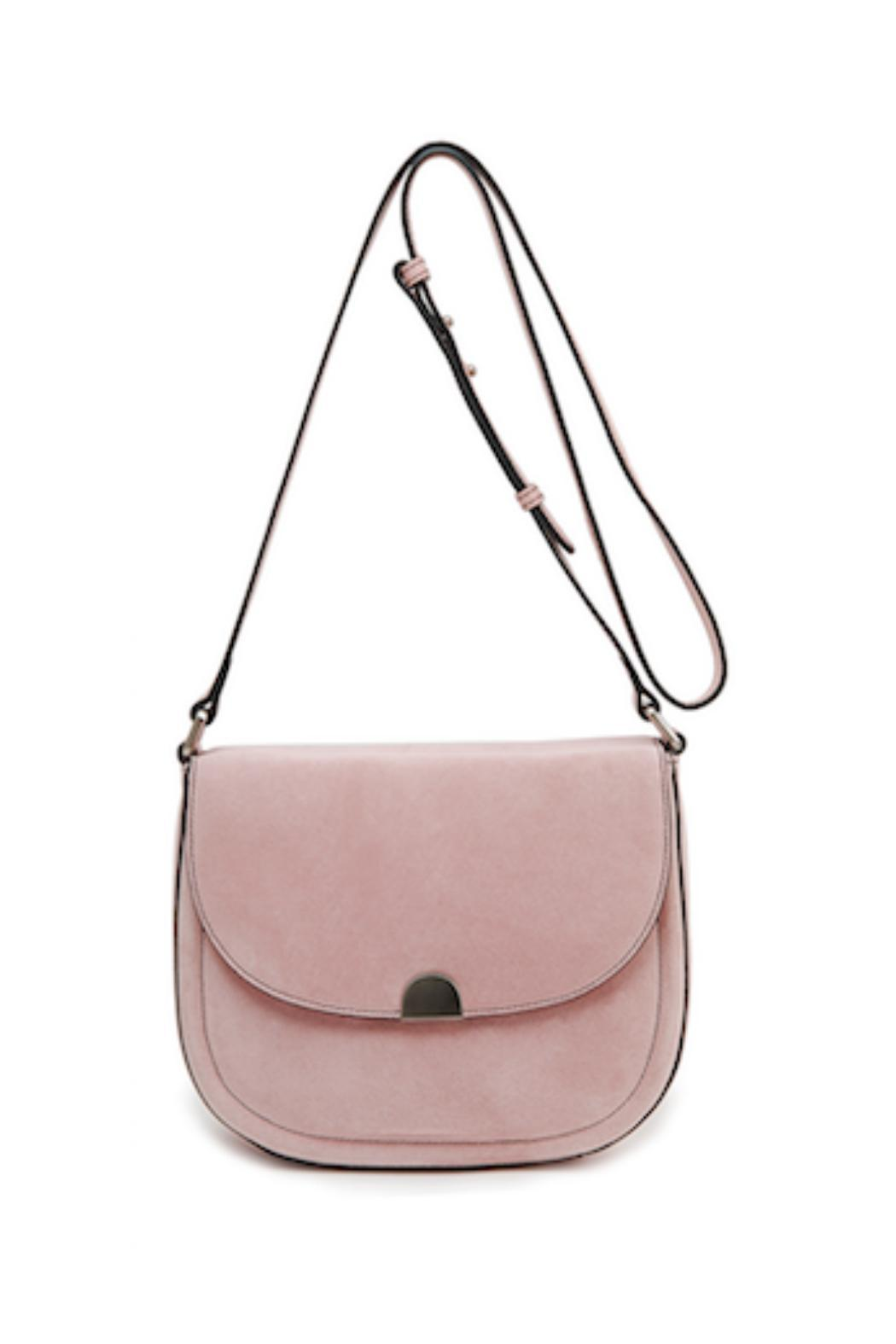 Sorial Janet Saddle Crossbody - Front Cropped Image