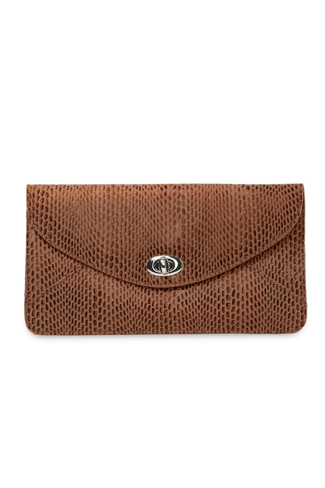 Sorial Rubina Coco Clutch Bag - Front Cropped Image