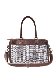 Myra Bags Sorrel Messenger Bag - Product Mini Image