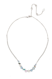 Sorrelli Cherished Tennis Necklace - Front full body