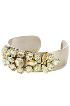 Shoptiques Product: Floral Crystal Cuff