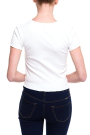 Wild Honey Sorry-Not-Sorry Tee - Side cropped