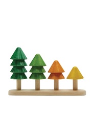 Plan Toys Sort & Count Tree - Front cropped