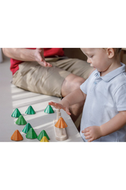 Plan Toys Sort & Count Tree - Side cropped