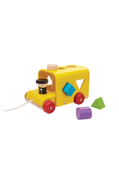 Plan Toys Sorting Bus - Alternate List Image